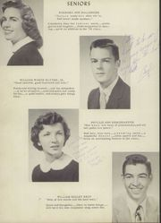 Page 16, 1956 Edition, Clarke County High School - Talon Yearbook (Berryville, VA) online yearbook collection