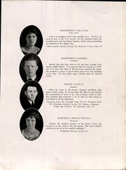 Page 17, 1924 Edition, Covington High School - Puffs and Patches Yearbook (Covington, VA) online yearbook collection