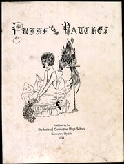 Page 7, 1924 Edition, Covington High School - Puffs and Patches Yearbook (Covington, VA) online yearbook collection