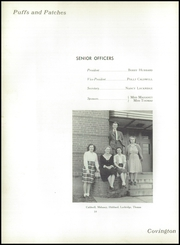 Page 14, 1944 Edition, Covington High School - Puffs and Patches Yearbook (Covington, VA) online yearbook collection