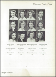 Page 15, 1944 Edition, Covington High School - Puffs and Patches Yearbook (Covington, VA) online yearbook collection