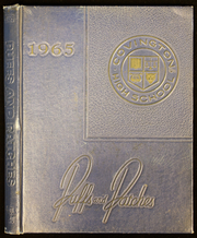 1965 Edition, Covington High School - Puffs and Patches Yearbook (Covington, VA)