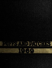 1969 Edition, Covington High School - Puffs and Patches Yearbook (Covington, VA)