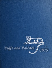 1970 Edition, Covington High School - Puffs and Patches Yearbook (Covington, VA)