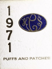 1971 Edition, Covington High School - Puffs and Patches Yearbook (Covington, VA)