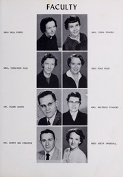 Page 13, 1958 Edition, Clintwood High School - Green Knight Yearbook (Clintwood, VA) online yearbook collection