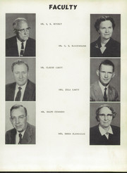 Page 11, 1959 Edition, Clintwood High School - Green Knight Yearbook (Clintwood, VA) online yearbook collection