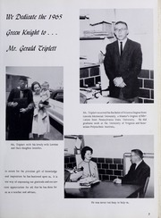 Page 11, 1965 Edition, Clintwood High School - Green Knight Yearbook (Clintwood, VA) online yearbook collection