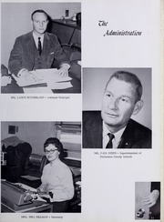 Page 15, 1965 Edition, Clintwood High School - Green Knight Yearbook (Clintwood, VA) online yearbook collection