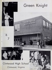 Page 5, 1967 Edition, Clintwood High School - Green Knight Yearbook (Clintwood, VA) online yearbook collection