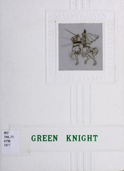 Page 1, 1977 Edition, Clintwood High School - Green Knight Yearbook (Clintwood, VA) online yearbook collection