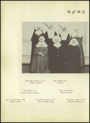 Page 12, 1954 Edition, Norfolk Catholic High School - Crusader Yearbook (Norfolk, VA) online yearbook collection
