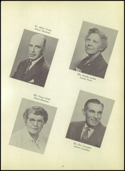 Page 15, 1954 Edition, Norfolk Catholic High School - Crusader Yearbook (Norfolk, VA) online yearbook collection