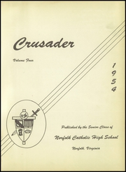 Page 5, 1954 Edition, Norfolk Catholic High School - Crusader Yearbook (Norfolk, VA) online yearbook collection