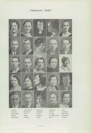 Page 13, 1935 Edition, Newport News High School - Anchor Yearbook (Newport News, VA) online yearbook collection