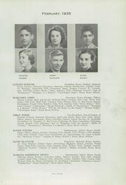 Page 17, 1935 Edition, Newport News High School - Anchor Yearbook (Newport News, VA) online yearbook collection