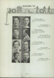 Page 12, 1937 Edition, Newport News High School - Anchor Yearbook (Newport News, VA) online yearbook collection
