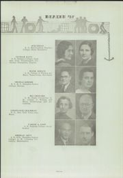 Page 15, 1937 Edition, Newport News High School - Anchor Yearbook (Newport News, VA) online yearbook collection