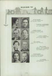 Page 16, 1937 Edition, Newport News High School - Anchor Yearbook (Newport News, VA) online yearbook collection