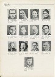Page 12, 1940 Edition, Newport News High School - Anchor Yearbook (Newport News, VA) online yearbook collection