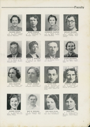 Page 9, 1940 Edition, Newport News High School - Anchor Yearbook (Newport News, VA) online yearbook collection