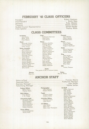 Page 12, 1943 Edition, Newport News High School - Anchor Yearbook (Newport News, VA) online yearbook collection