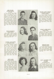 Page 14, 1943 Edition, Newport News High School - Anchor Yearbook (Newport News, VA) online yearbook collection