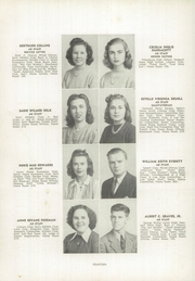 Page 16, 1943 Edition, Newport News High School - Anchor Yearbook (Newport News, VA) online yearbook collection