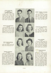 Page 17, 1943 Edition, Newport News High School - Anchor Yearbook (Newport News, VA) online yearbook collection