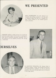Page 11, 1954 Edition, Newport News High School - Anchor Yearbook (Newport News, VA) online yearbook collection
