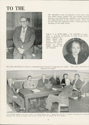 Page 12, 1954 Edition, Newport News High School - Anchor Yearbook (Newport News, VA) online yearbook collection