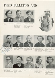 Page 14, 1954 Edition, Newport News High School - Anchor Yearbook (Newport News, VA) online yearbook collection