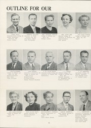 Page 16, 1954 Edition, Newport News High School - Anchor Yearbook (Newport News, VA) online yearbook collection