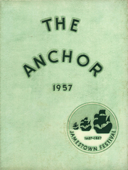 Newport News High School - Anchor Yearbook (Newport News, VA) online yearbook collection, 1957 Edition, Page 1