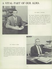 Page 12, 1958 Edition, Newport News High School - Anchor Yearbook (Newport News, VA) online yearbook collection