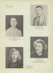 Page 13, 1948 Edition, Wythe High School - Echo Yearbook (Wytheville, VA) online yearbook collection