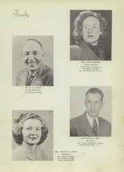 Page 15, 1948 Edition, Wythe High School - Echo Yearbook (Wytheville, VA) online yearbook collection