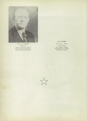 Page 16, 1948 Edition, Wythe High School - Echo Yearbook (Wytheville, VA) online yearbook collection