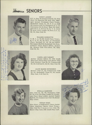 Page 10, 1954 Edition, Floyd High School - Admiral Yearbook (Floyd, VA) online yearbook collection