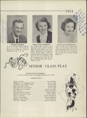 Page 15, 1954 Edition, Floyd High School - Admiral Yearbook (Floyd, VA) online yearbook collection