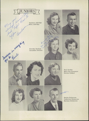 Page 17, 1954 Edition, Floyd High School - Admiral Yearbook (Floyd, VA) online yearbook collection