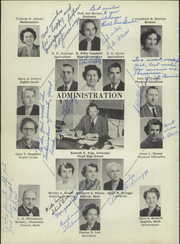 Page 6, 1954 Edition, Floyd High School - Admiral Yearbook (Floyd, VA) online yearbook collection