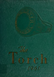 1961 Edition, Honaker High School - Torch Yearbook (Honaker, VA)