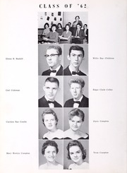 Page 14, 1962 Edition, Honaker High School - Torch Yearbook (Honaker, VA) online yearbook collection