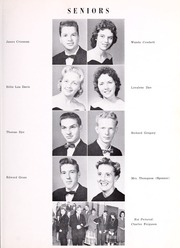 Page 15, 1962 Edition, Honaker High School - Torch Yearbook (Honaker, VA) online yearbook collection
