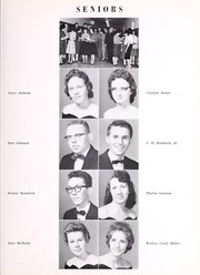 Page 17, 1962 Edition, Honaker High School - Torch Yearbook (Honaker, VA) online yearbook collection