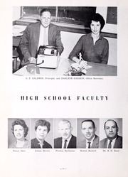 Page 8, 1962 Edition, Honaker High School - Torch Yearbook (Honaker, VA) online yearbook collection