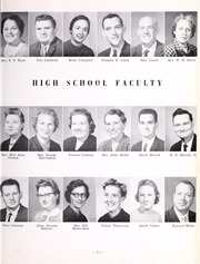 Page 9, 1962 Edition, Honaker High School - Torch Yearbook (Honaker, VA) online yearbook collection