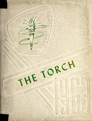 1963 Edition, Honaker High School - Torch Yearbook (Honaker, VA)