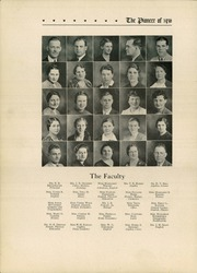 Page 10, 1936 Edition, Andrew Lewis High School - Pioneer Yearbook (Salem, VA) online yearbook collection
